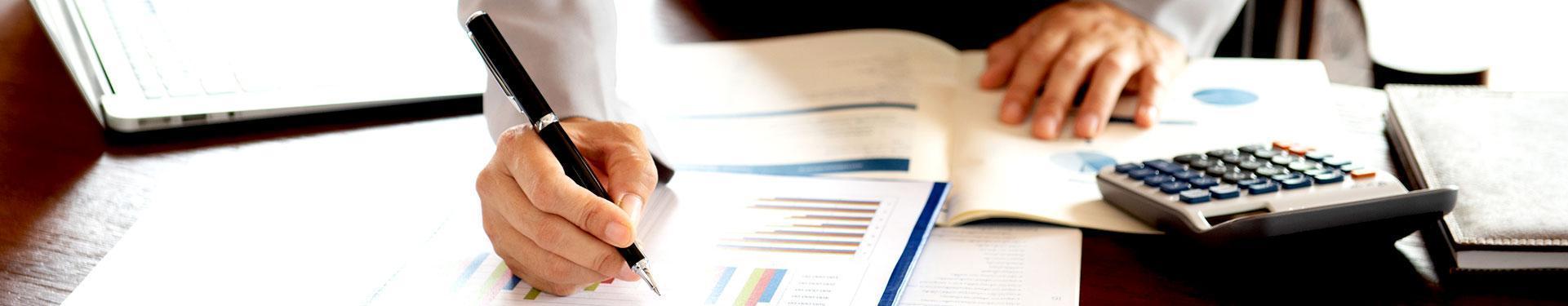 Kalkulator i notatki finansowe